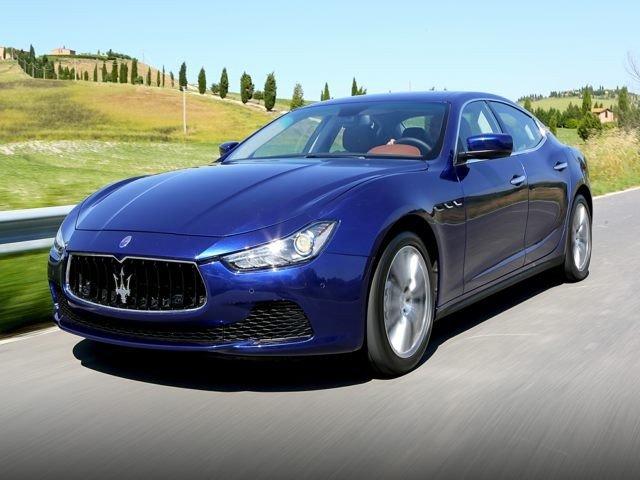 2019 Maserati Ghibli GranSport