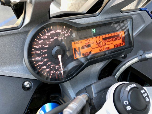 2016 BMW R 1200 RS