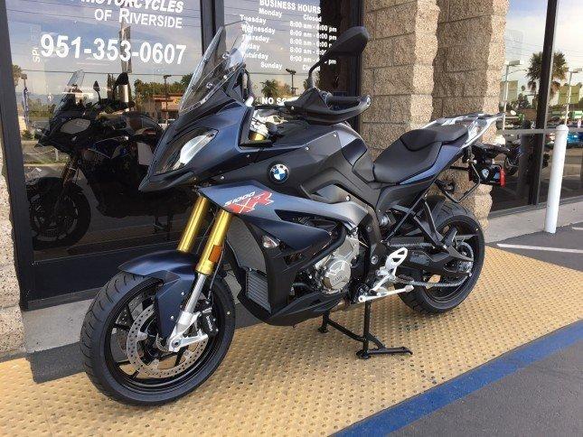 2018 BMW S 1000 XR