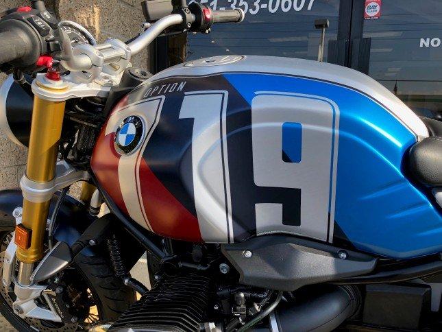 2019 BMW R nineT