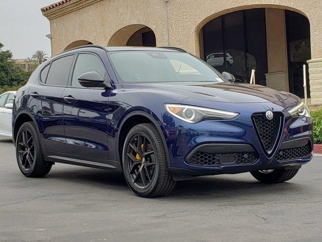 2019 ALFA ROMEO STELVIO Ti SPORT AWD