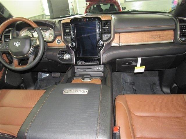 2019 RAM 1500 LARAMIE LONGHORN CREW CAB 4X4 5