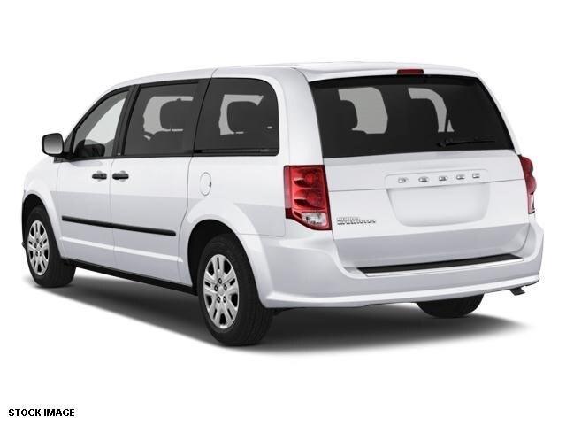 2016 Dodge Grand Caravan AVP/SE