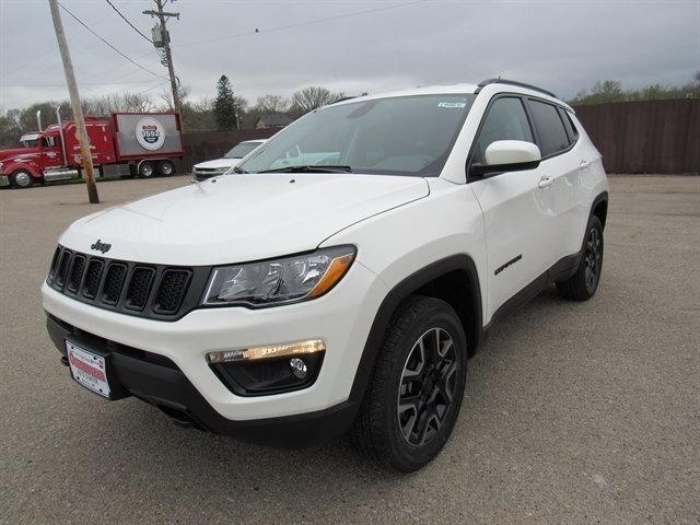 2019 JEEP COMPASS UPLAND 4X4