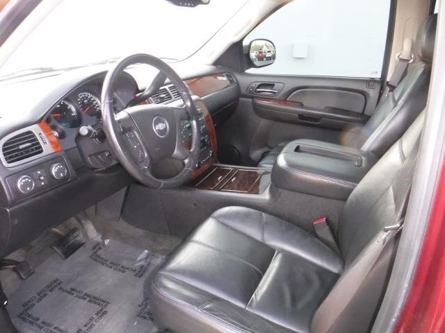 2008 Chevrolet Avalanche 1500 LTZ