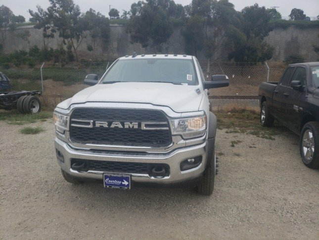 2019 RAM 4500 TRADESMAN CHASSIS CREW CAB 4X2 197.4 WB