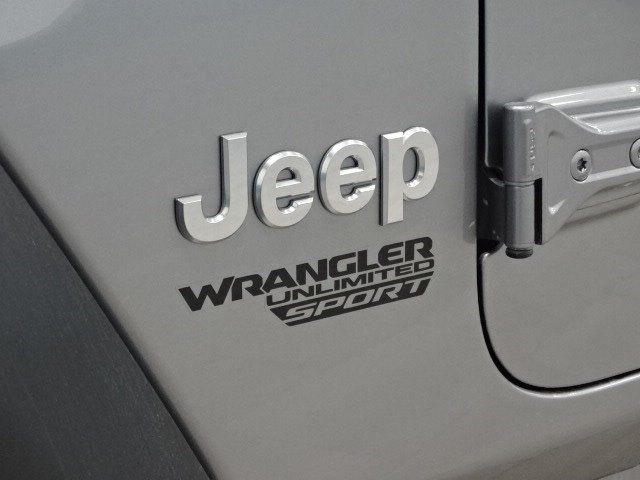 2019 JEEP WRANGLER UNLIMITED SPORT S 4X4