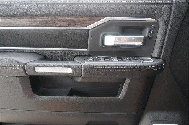 2019 RAM 3500 LARAMIE CREW CAB 4X4 8