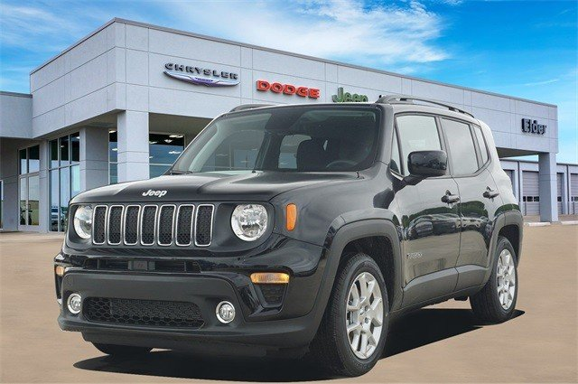 2019 JEEP RENEGADE LATITUDE FWD