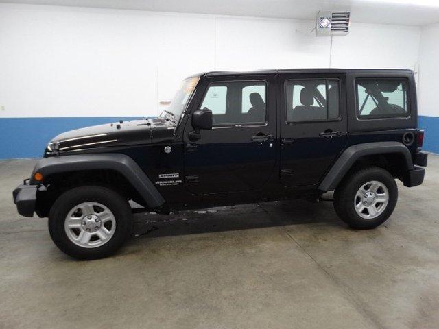 2015 Jeep Wrangler JK Unlimited Sport