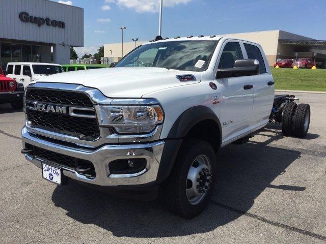 2019 RAM 4500 TRADESMAN CHASSIS CREW CAB 4X4 197.4 WB