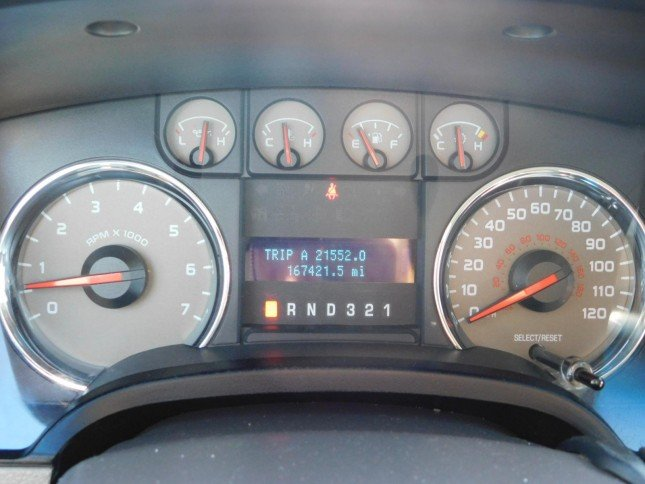 2010 Ford F-150 XL