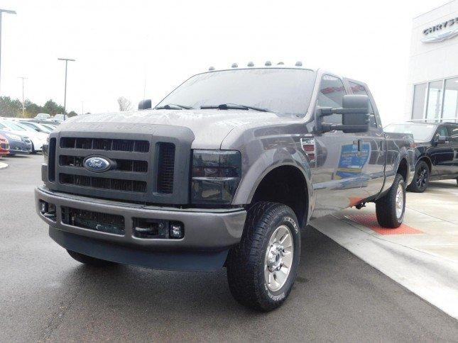 2008 Ford Super Duty XLT