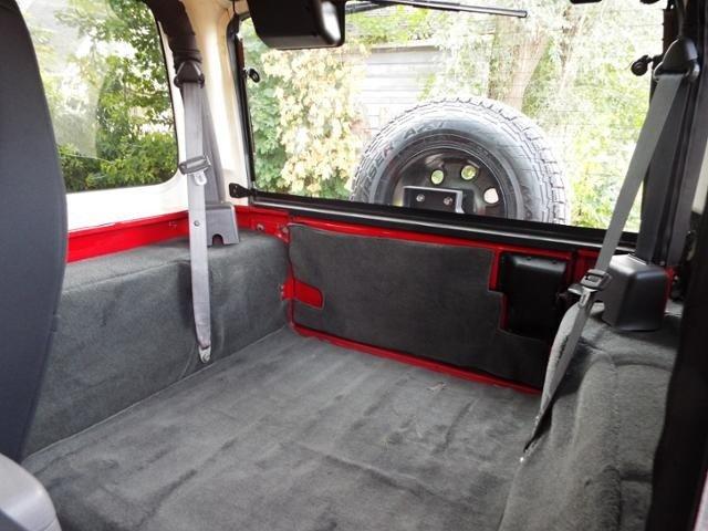 1997 Jeep Wrangler JK