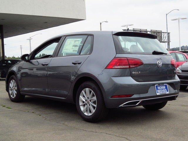 2018 Volkswagen Golf 1.8T 4-Door S Auto