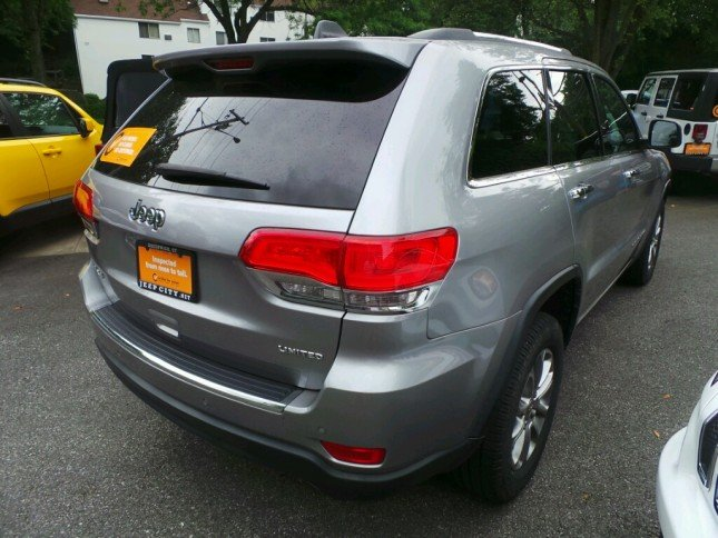 2015 Jeep Grand Cherokee Limited