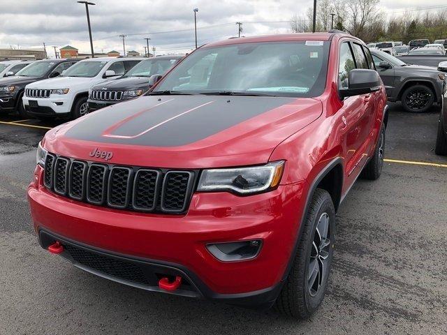 2019 Jeep Grand Cherokee TrailhawkImage 6