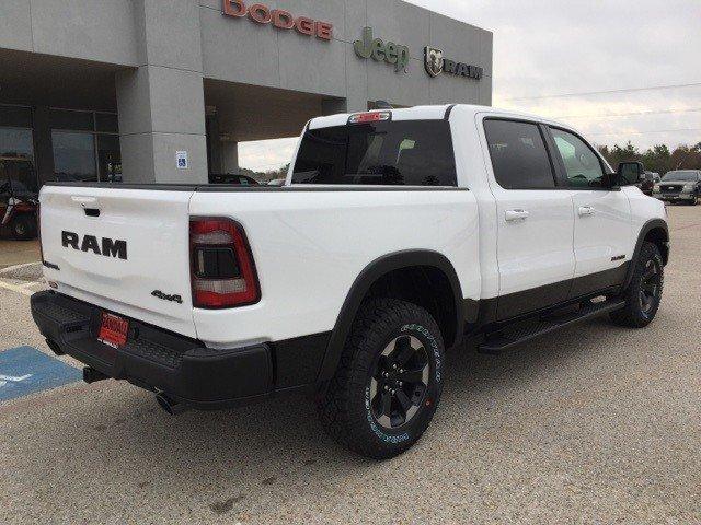 2019 RAM 1500 REBEL CREW CAB 4X4 5