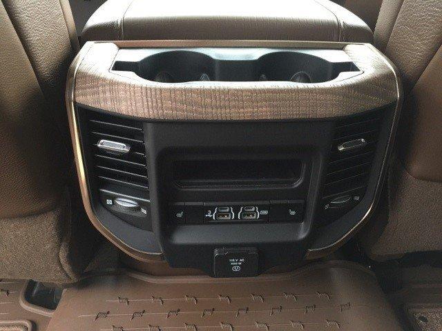 2019 RAM 3500 LARAMIE LONGHORN CREW CAB 4X4 8