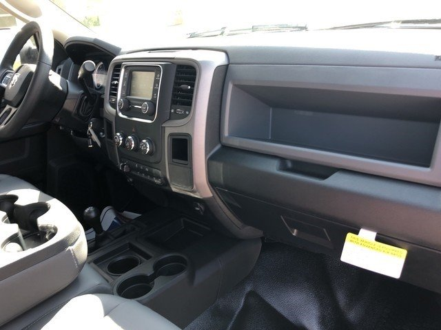 2018 RAM 3500 TRADESMAN CREW CAB CHASSIS 4X4 172.4 WB