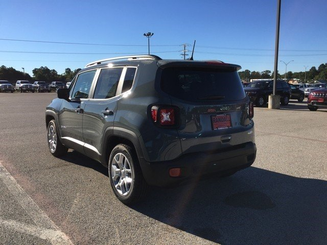 2018 JEEP RENEGADE LATITUDE 4X2