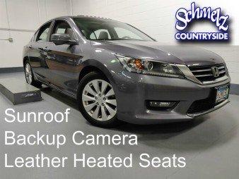 2014 Honda Accord EX-L w/Sunroof