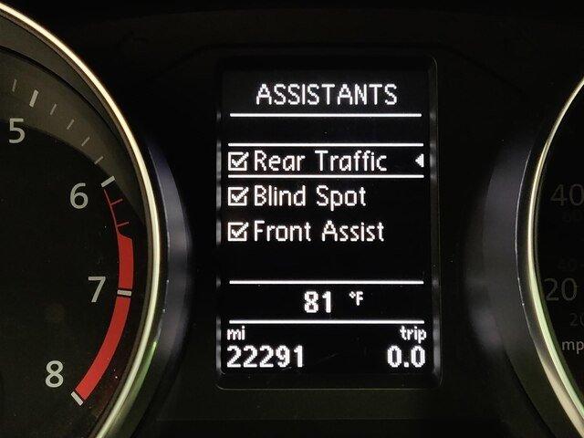 2016 Volkswagen Passat 1.8T SEL w/Sunroof & NAV