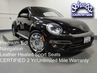 2014 Volkswagen Beetle Convertible TDI w/Premium & Nav