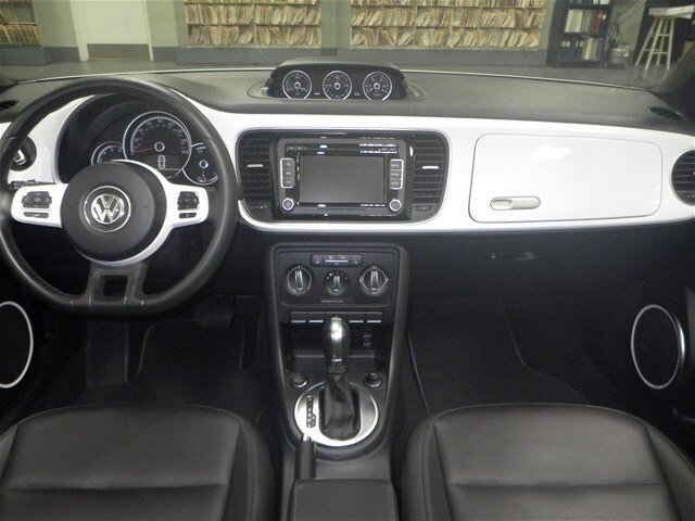 2014 Volkswagen Beetle Convertible TDI