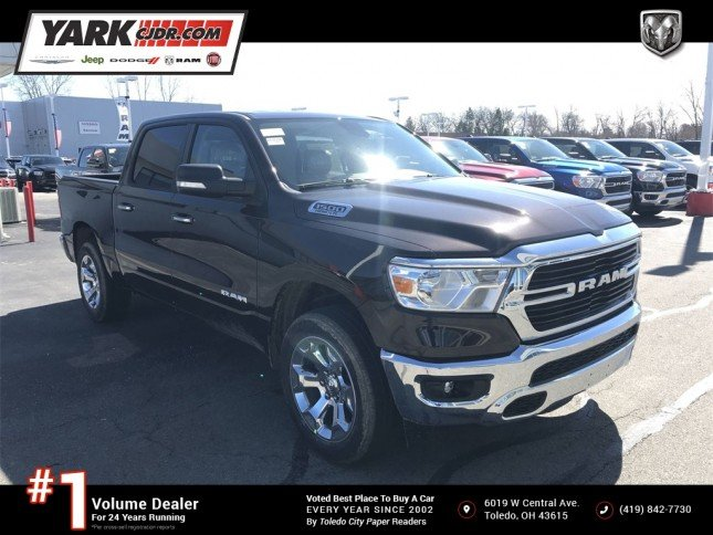 2019 Ram All New 1500 Big Horn Lone Star