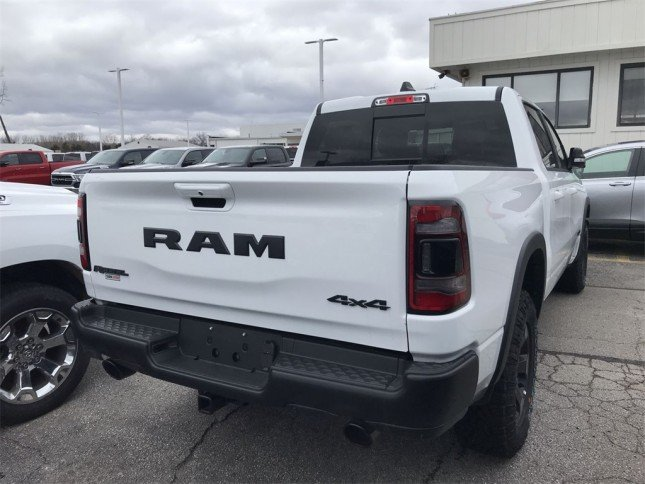 2019 Ram All New 1500 Rebel
