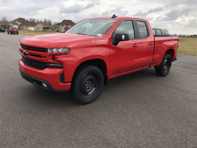 2019 Chevrolet Silverado All New 1500 RST