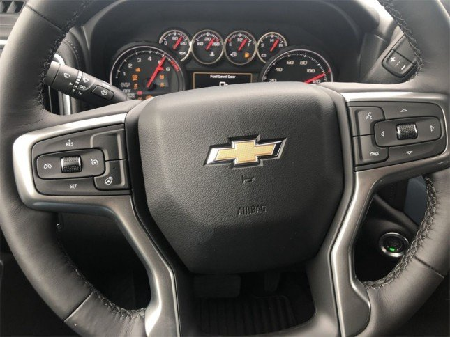 2019 Chevrolet Silverado All New 1500 LT