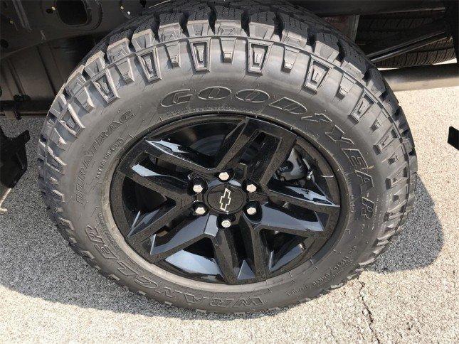 2019 Chevrolet Silverado All New 1500 Custom Trail Boss