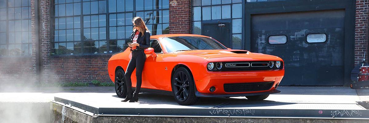 Christmas Showroom 2020 Challenger 2020 Dodge Challenger | Dave Warren Chrysler Dodge Jeep Ram