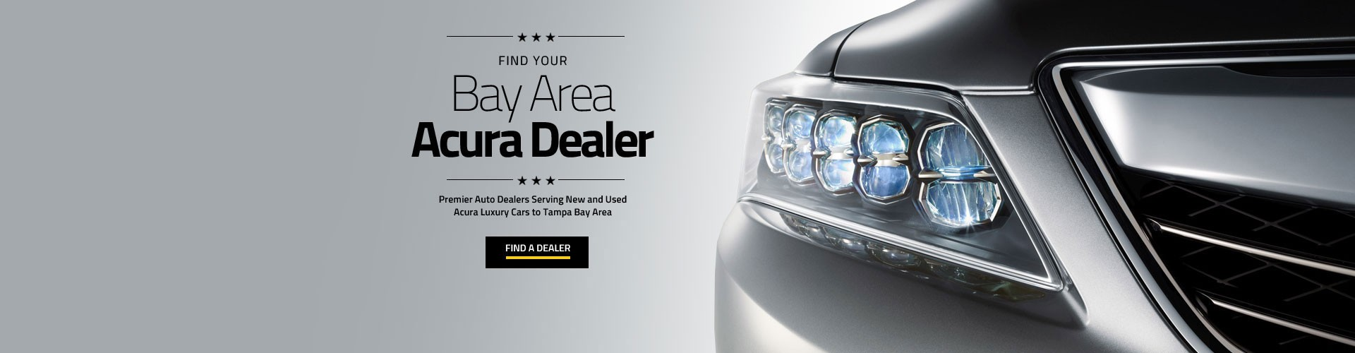 Tampa Bay Area Acura Dealers - New Acura For Sale Tampa, Clearwater