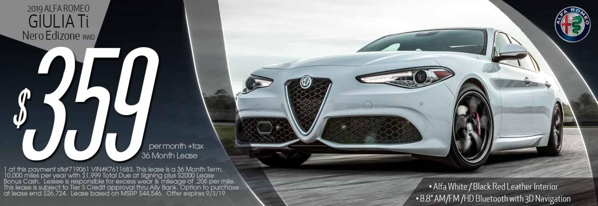 New & Used Cars for Sale | Bob Baker Alfa Romeo | Carlsbad, CA