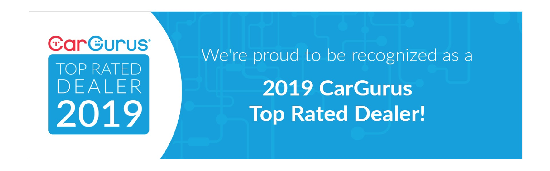 2019 CarGurus Top Rated Dealer