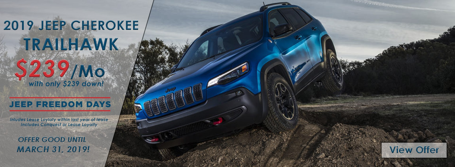 Jeep Cherokee Trailhawk Special