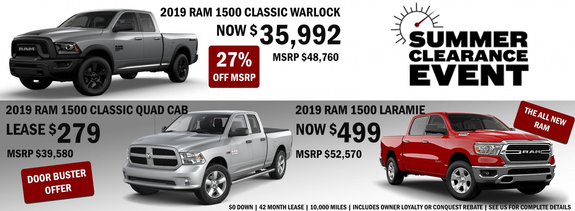 Ram Deals