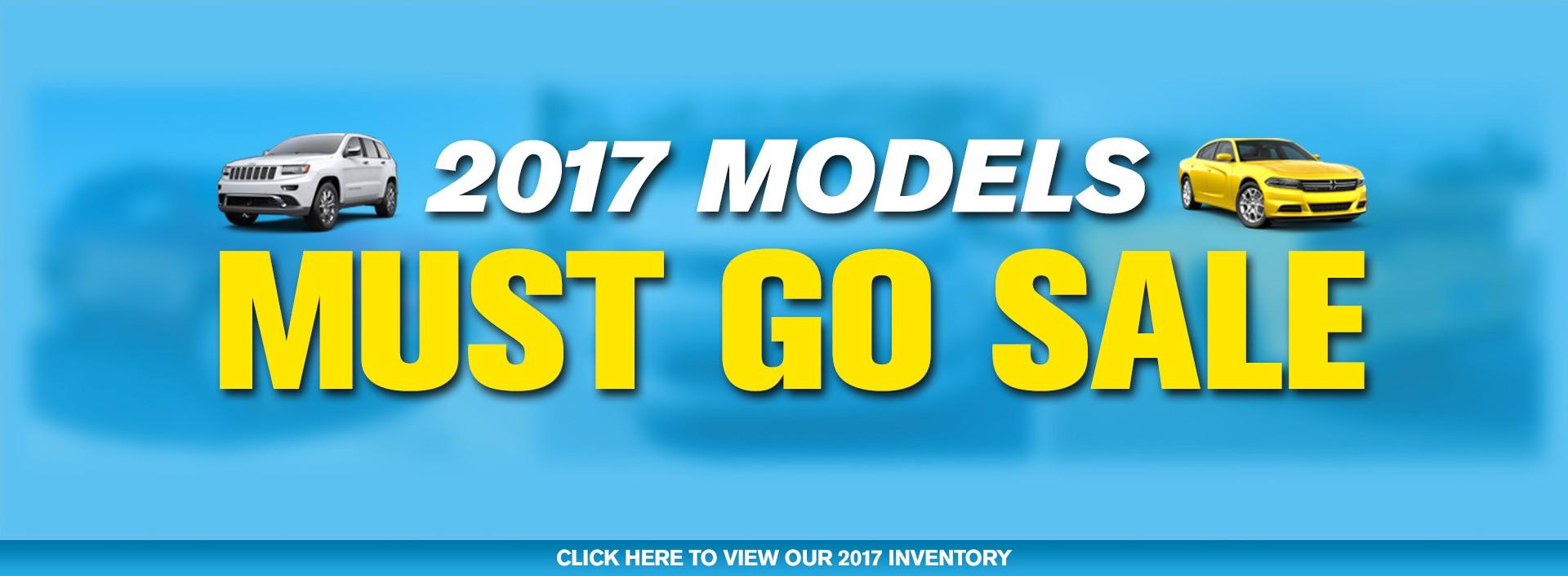 2017 Models Must Go