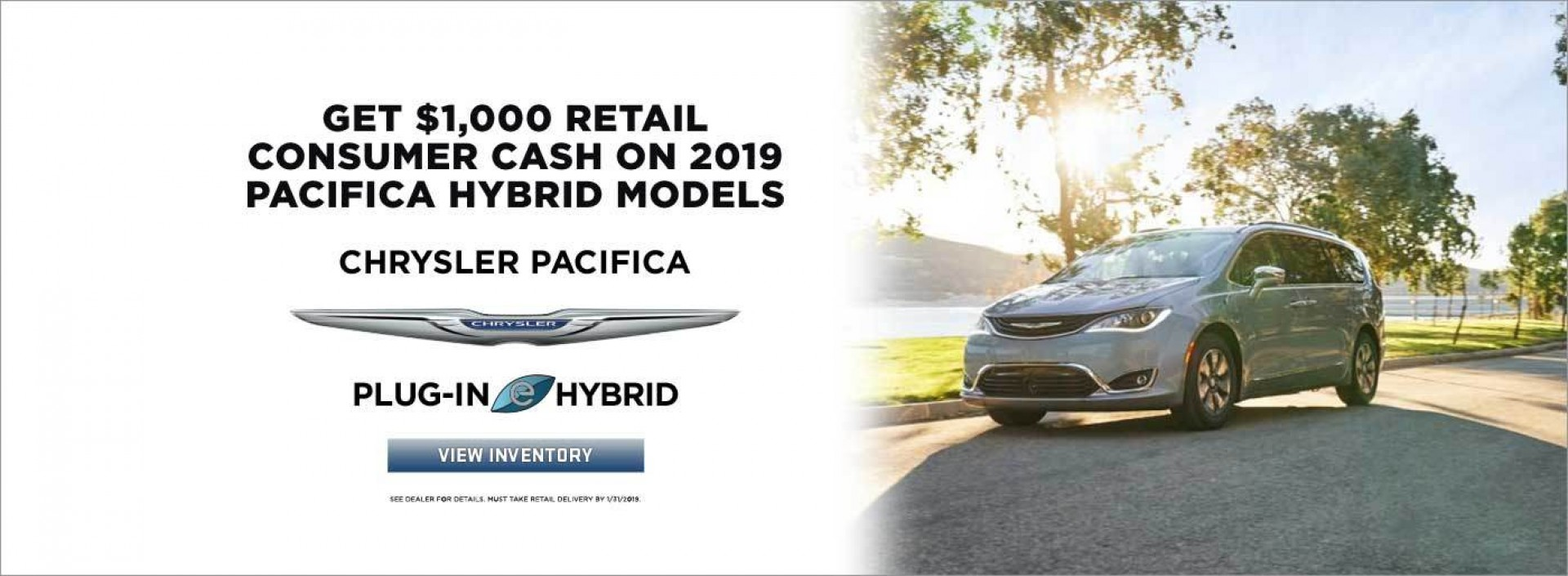 Pacifica Hybrid