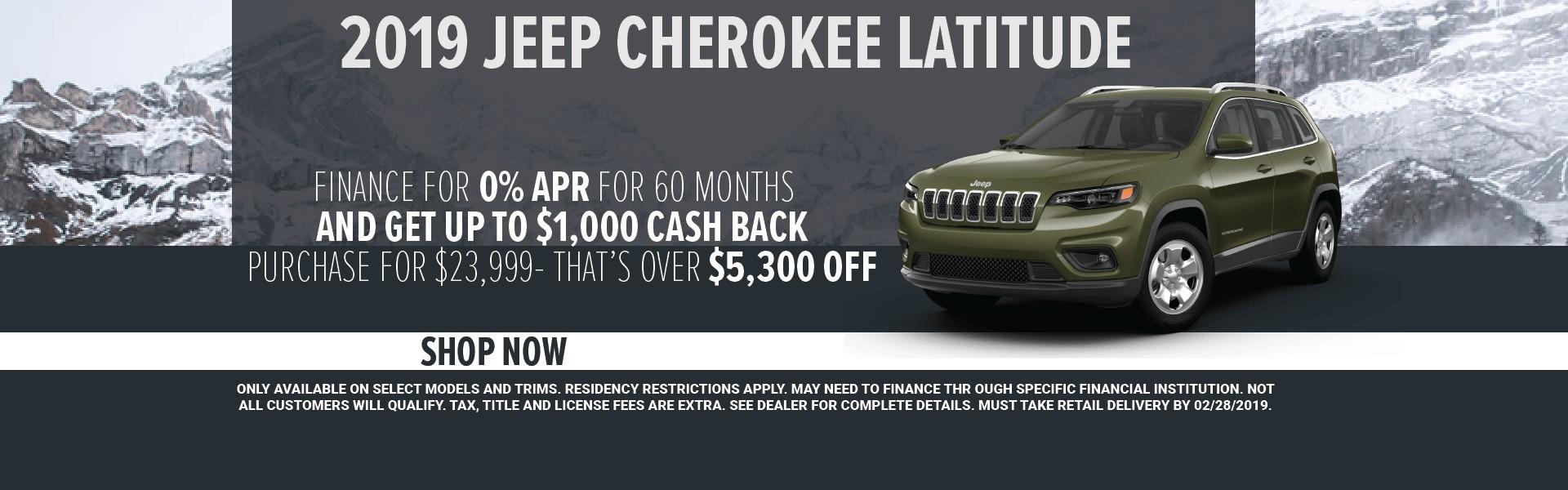 cherokeee