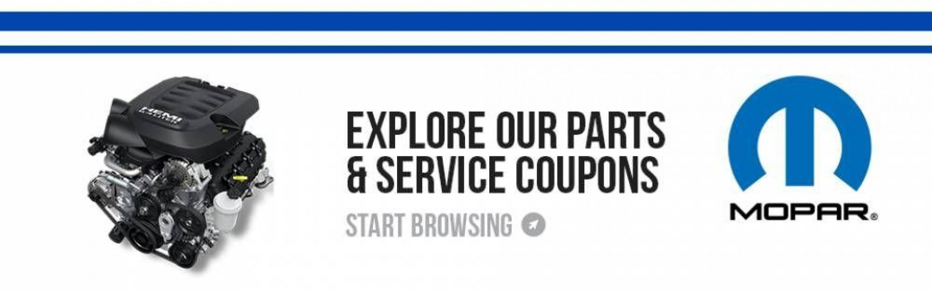 Mopar - Explore our Parts & Service Coupons