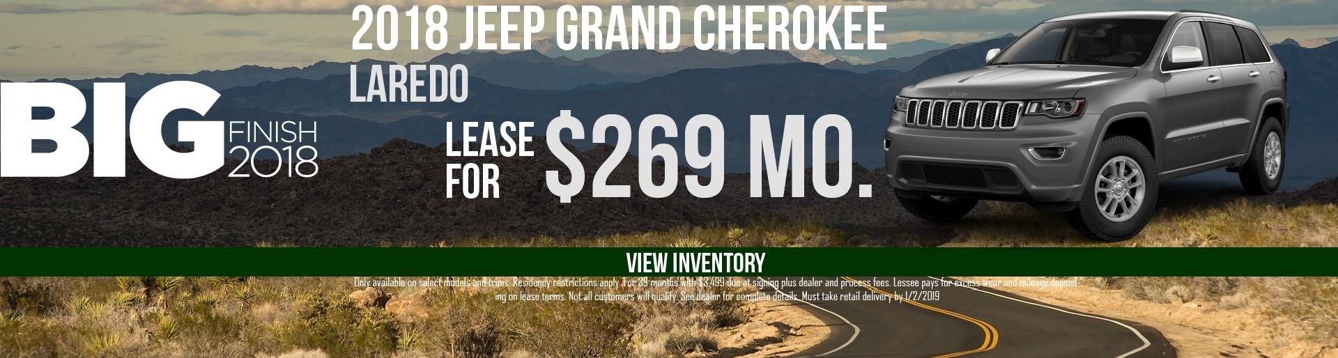 Van Horn Grand Cherokee Decemeber