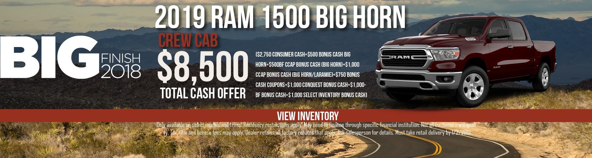 Van Horn RAM 1500