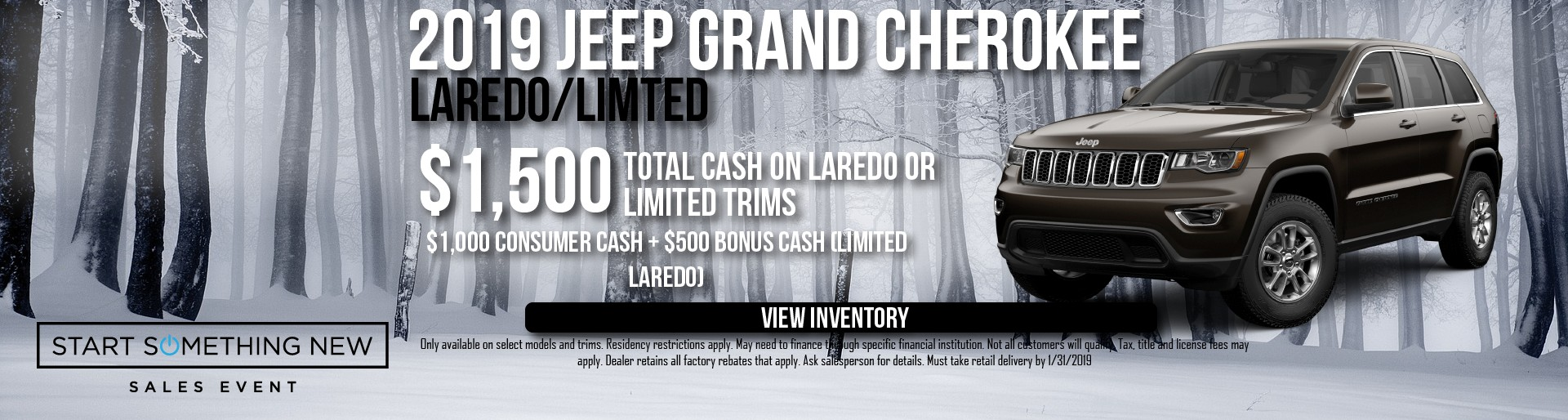 Van Horn Grand Cherokee