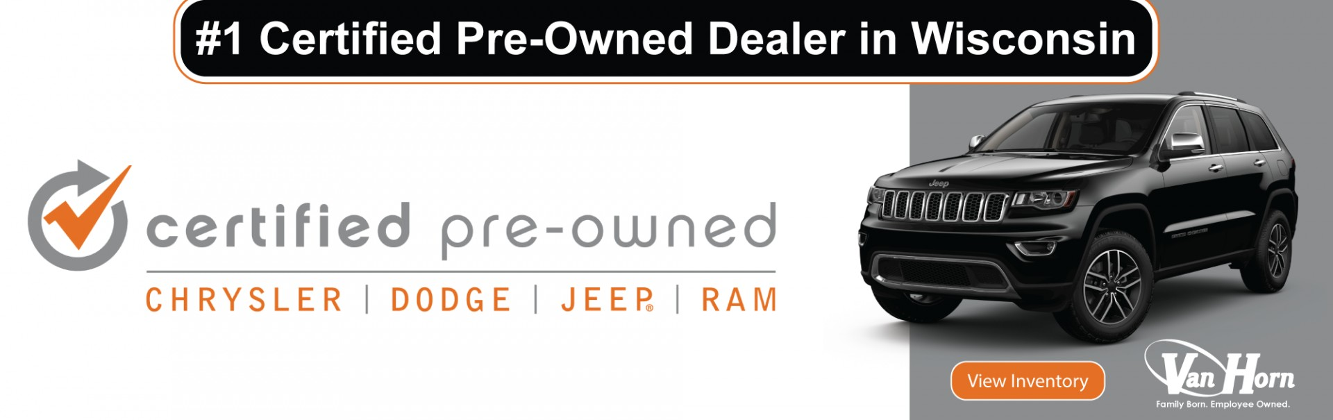 #1 Certified Pre-Owned Dealer in Wisconsin