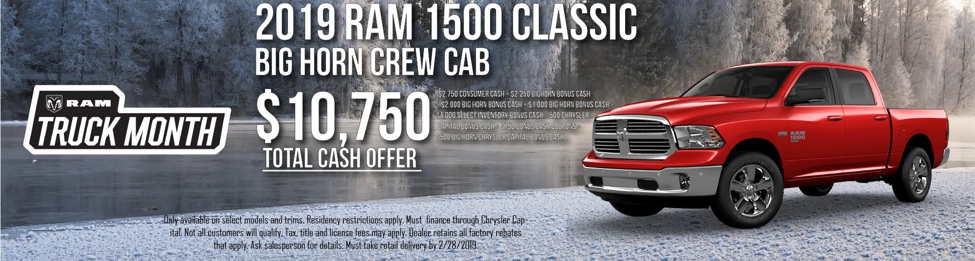 Van Horn Chrysler Dodge Jeep Ram Of Manitowoc New Car Dealer