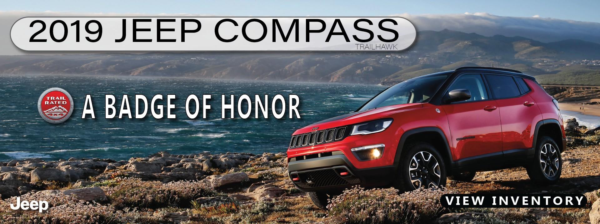 2019 Jeep Compass Van Horn